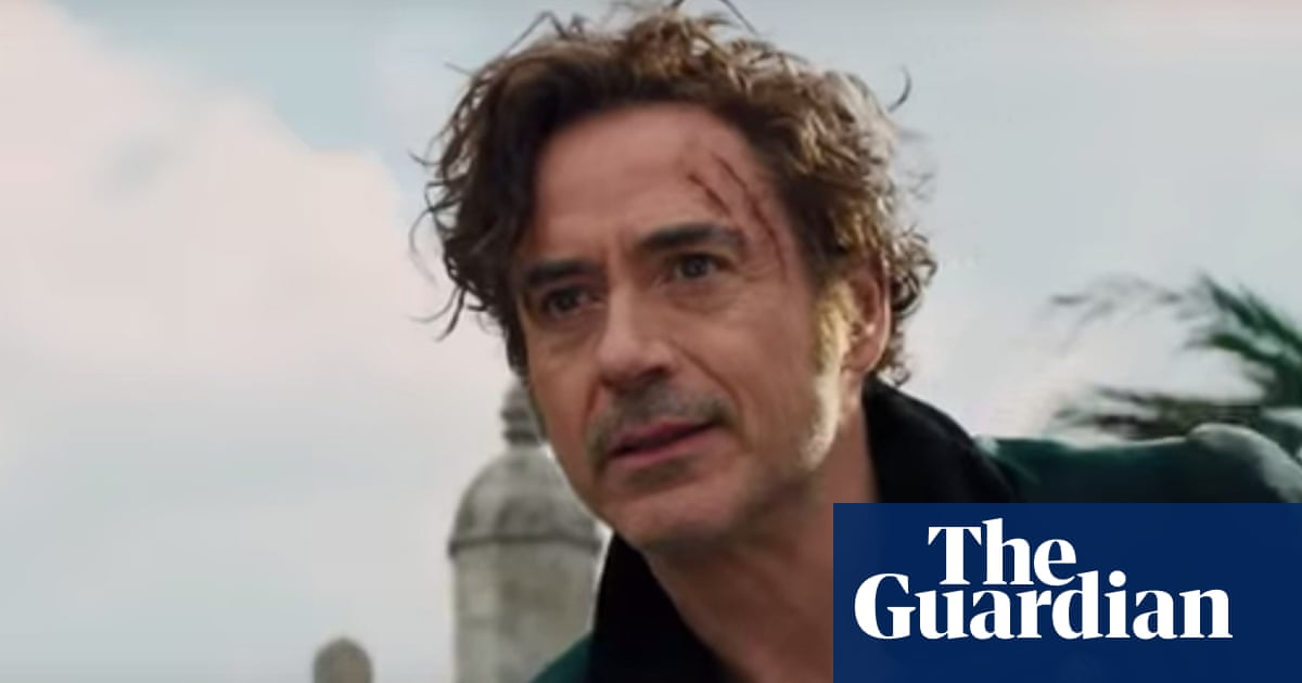 Dolittle trailer – Robert Downey Jr talks his way into all sorts of trouble