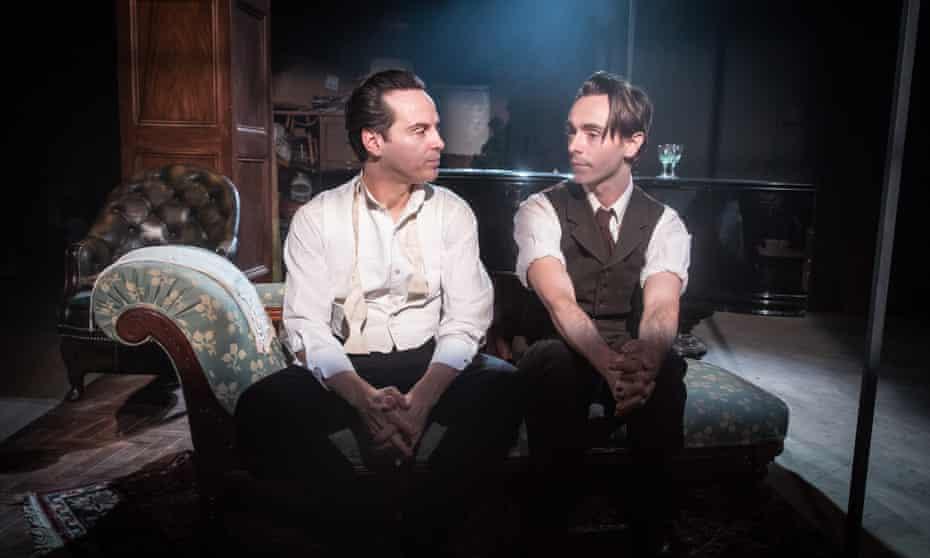 Andrew Scott and David Dawson in The Dazzle.