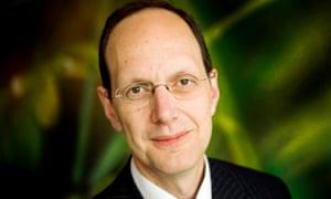 John Cridland, director general of CBI