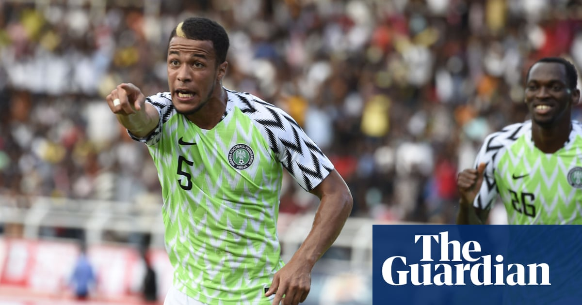 2e664709bf8 Nigeria World Cup 2018 team guide: tactics, key players and expert  predictions