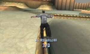 The school level in Tony Hawk's Pro Skater.