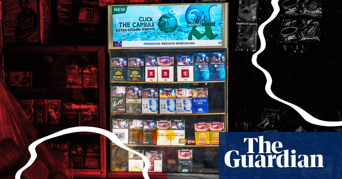 How children around the world are exposed to cigarette