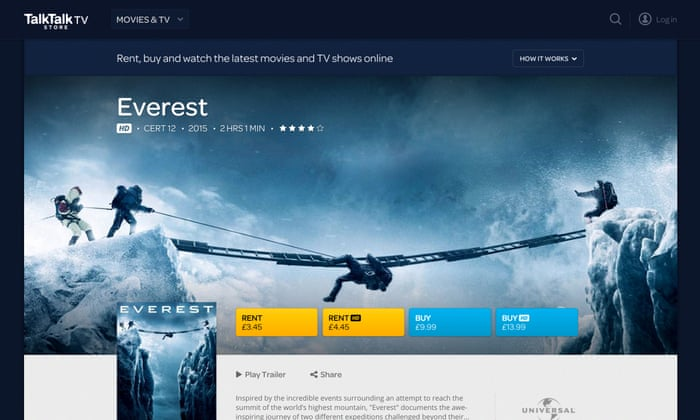 Which is the best TV and movies streaming service