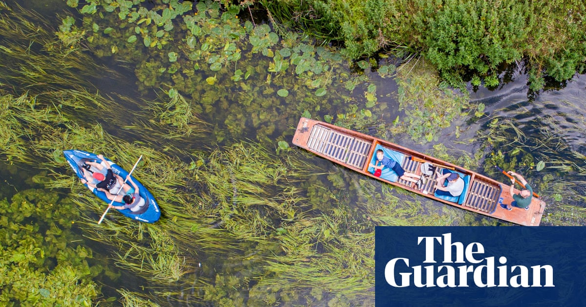 10 of the UK's best places for fun on the water, chosen by readers
