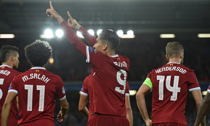 Liverpool's Roberto Firmino the Hero once again