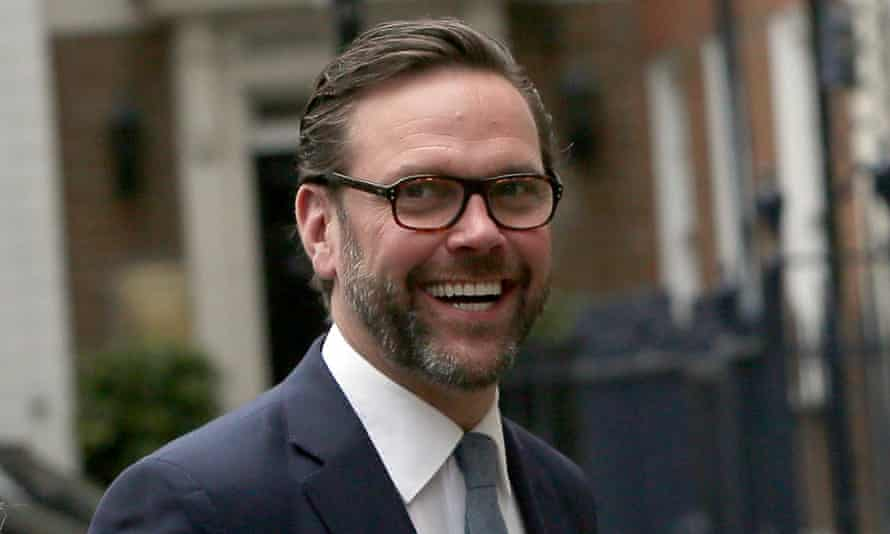 James Murdoch could be the next CEO of Disney, a report says.