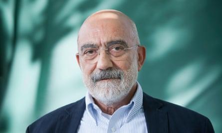 Ahmet Altan, pictured in 2015.