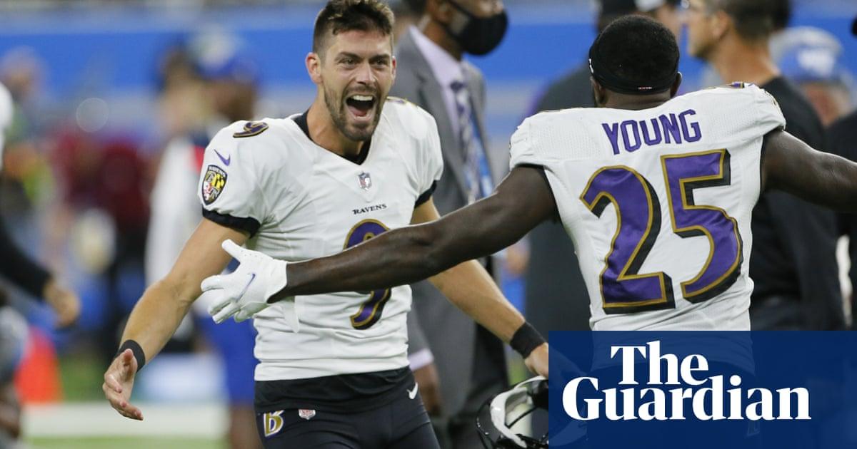 Tucker kicks last-second NFL-record 66-yard FG to edge Ravens to thrilling win