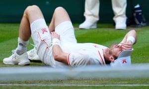 Murray down.