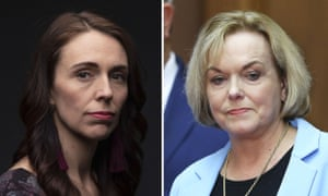New Zealand prime minister Jacinda Ardern (left) has been leading in the pre-election opinion polls, but new opposition leader Judith Collins could make the race for the prime ministership more gruelling than the earlier odds suggested.