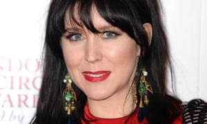 Alice Lowe at the London Critics' Circle Film Awards at the May Fair Hotel, London