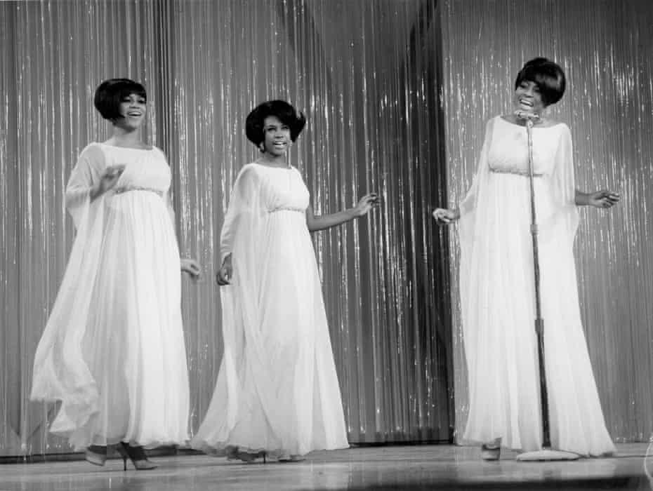The Supremes.