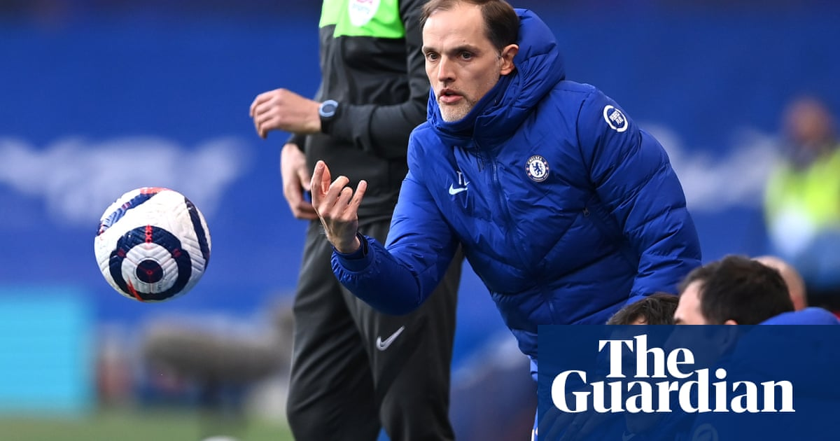Thomas Tuchel believes Chelsea can reach standard set by Manchester City