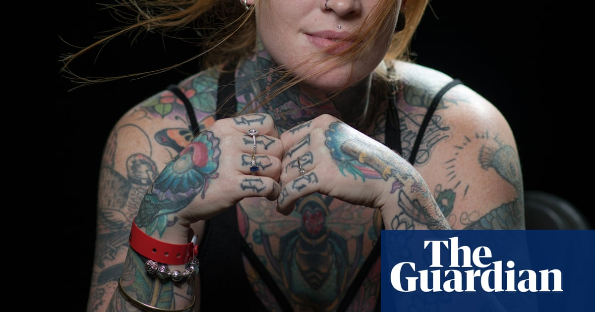 London Tattoo Collective – in pictures | Fashion | The Guardian