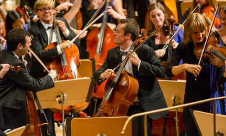 Orchestral manoeuvre … the European Union Youth Orchestra will relocate to Ferrara and Rome.