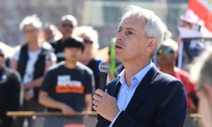 Andrew Giles says Labor should 'give Australia's hopeful side a fair chance to prevail over the politics of fear' when it comes to asylum seeker policy