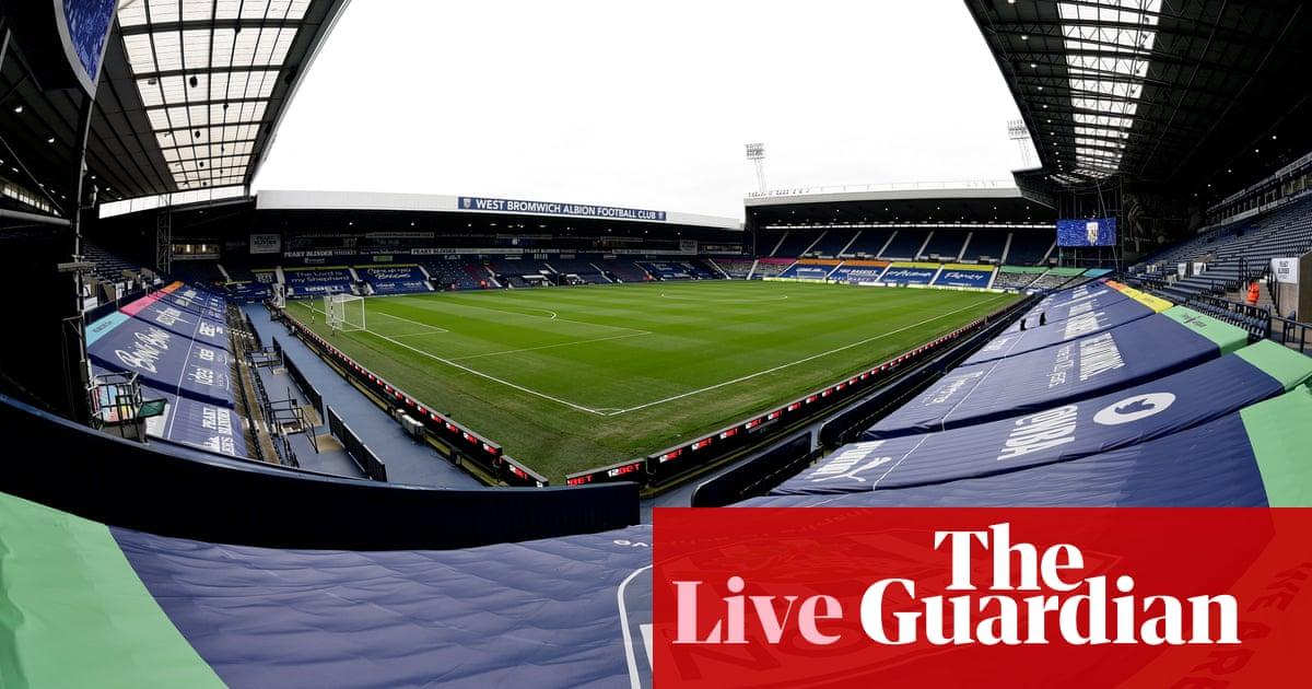 West Brom v Southampton: Premier League – live!