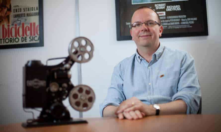 IMDb founder Col Needham