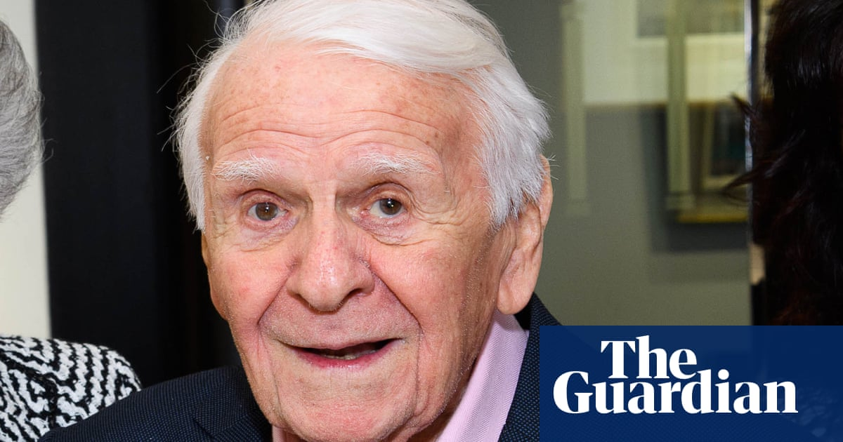 Marcel Stellman, creator of daytime TV classic Countdown, dies aged 96