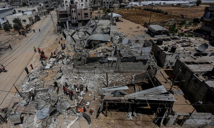 Biden expresses support for Israel-Gaza ceasefire as pressure on US rises,harbouchanews