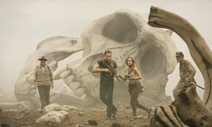 Tom Hiddleston explores Kong: Skull Island