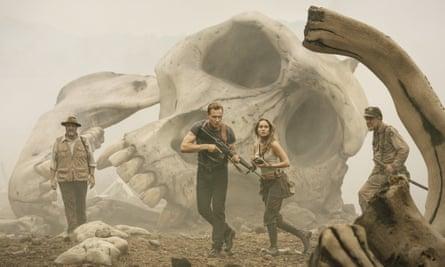 Kong: Skull Island, 2017, film still