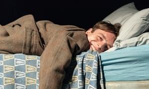 Luke Thallon in Pinter Five.