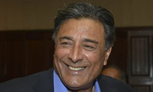 The attack took place as Shuja Khanzada, the home minister of Punjab province, was holding meetings with about 20 people at his residence.