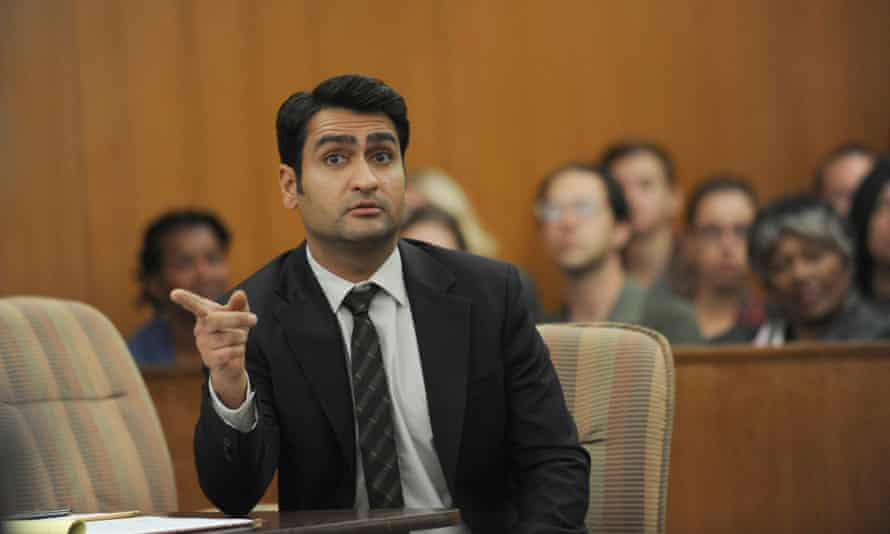 Kumail Nanjiani, pictured here in the pilot, makes a return for the finale.