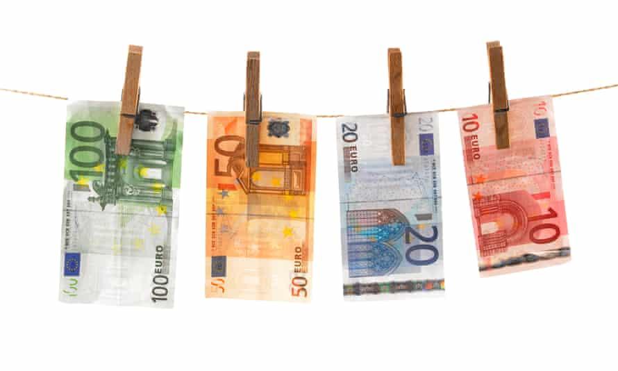 Breaking money-laundering regulations is the big risk facing banks