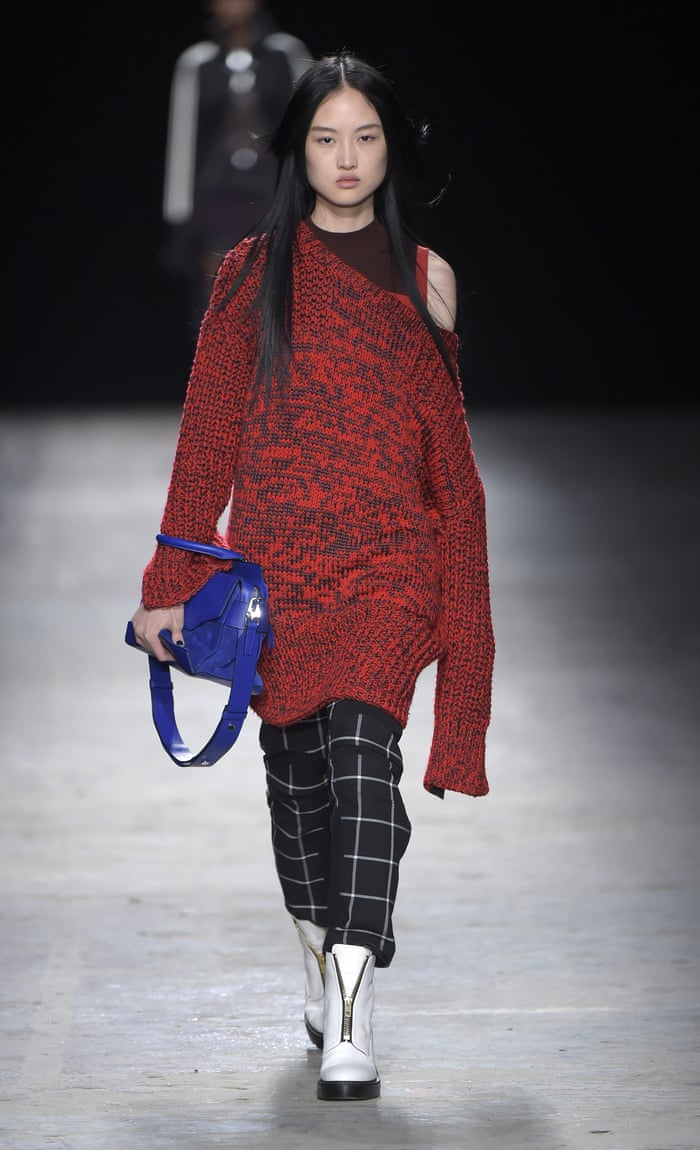 4e3260361 Good girl gone bad: how New York fell for hoodies, grunge and PVC | Fashion  | The Guardian