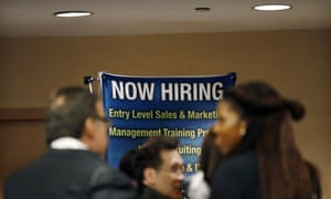 Job seekers wait to meet with employers at a career fair in New York City, in this file photo taken October 24, 2012. The number of Americans filing new claims for unemployment benefits rose marginally last week, staying near a 15-year low in a sign that the labor market continues to strengthen despite moderate economic growth. REUTERS/Mike Segar/Files