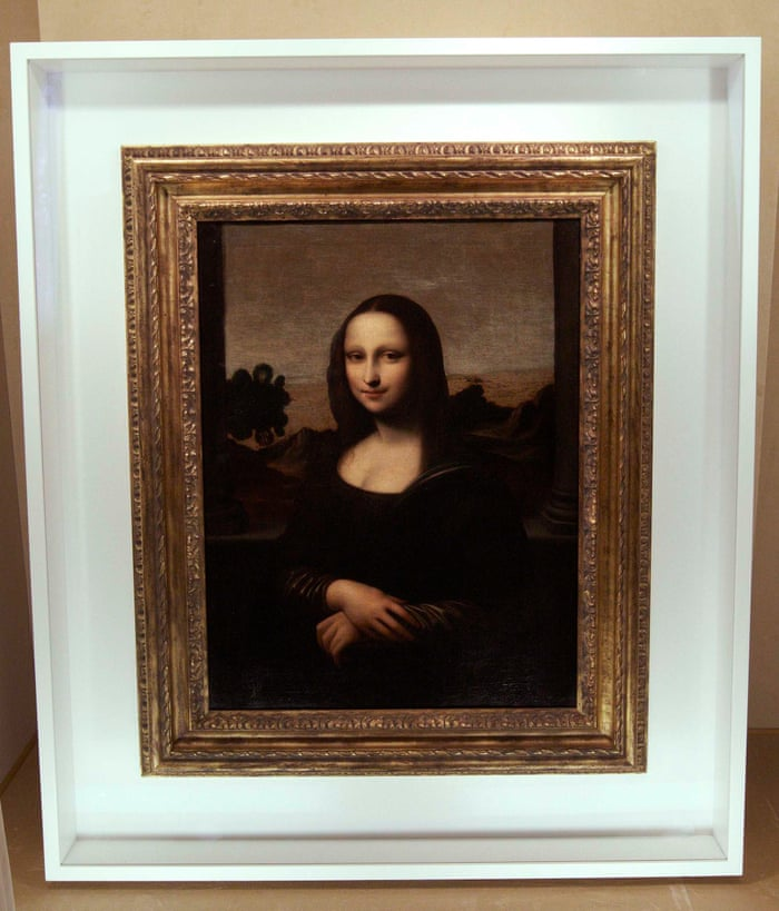 Why is the Mona Lisa smiling? You asked Google – here's the