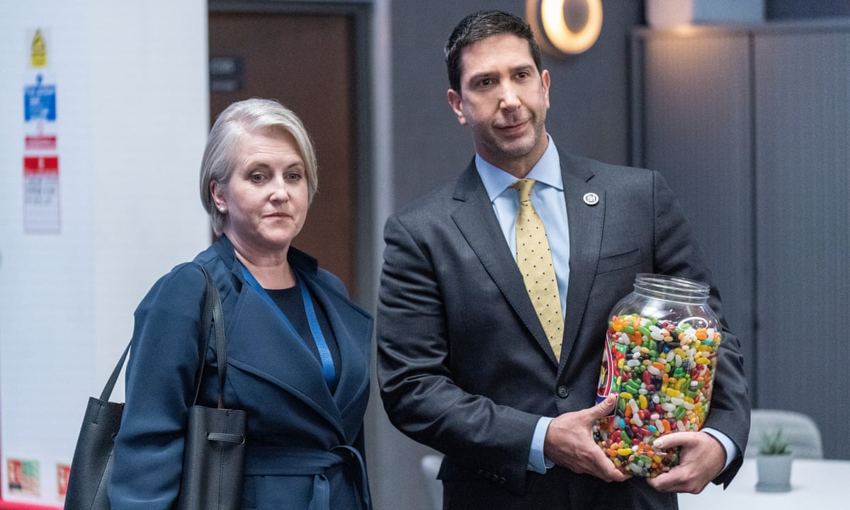 Intelligence review – never has David Schwimmer been so squandered | David  Schwimmer | The Guardian