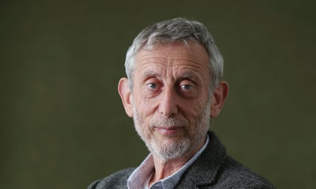 'I've contributed to Holocaust education in rural France, that I think is my greatest achievement': Michael Rosen.