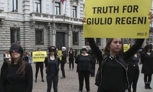 Amnesty International activists