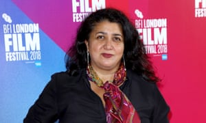 Director Sudabeh Mortezai attends the UK premiere of Joy at the BFI London film festival.