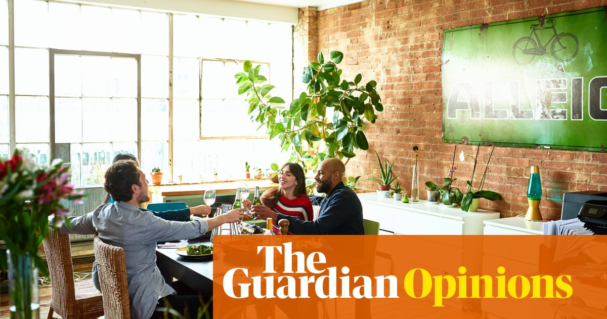 'A handheld grater will make guests want to have sex with you': the anatomy of a grown-up apartment