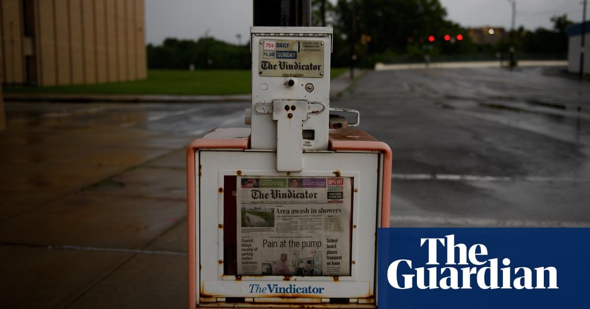 Ohio newspaper that battled injustice for 150 years to shut down: Scary for democracy