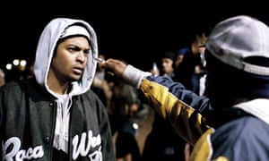Noel Clarke, here in Kidulthood, will return a decade later in Brotherhood, the final film in the trilogy.