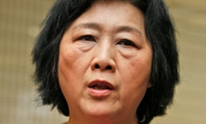Chinese journalist Gao Yu, pictured in 2012: her conviction has been condemned by free speech advocates worldwide.