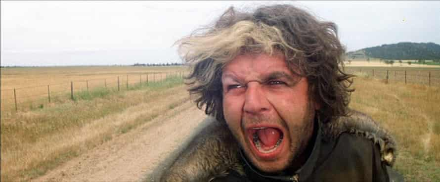 Hugh Keays-Byrne as Toecutter in Mad Max (1979)