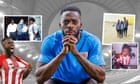 Iñaki Williams: 'My parents crossed the desert barefoot to get to Spain'Sid Lowe