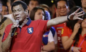 The tirade comes after Duterte cursed the pope in a speech in December