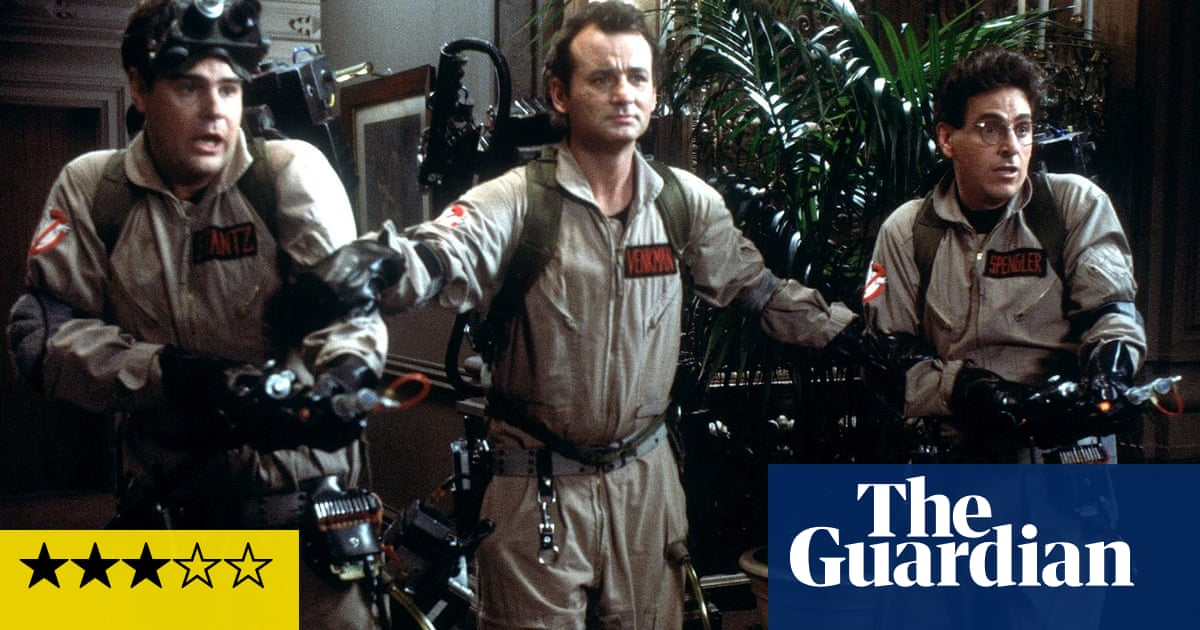 Cleanin' Up the Town: Remembering Ghostbusters review – slime time