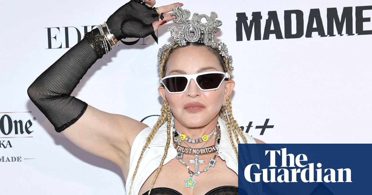 'I love people heckling me': Madonna unveils new documentary in New York