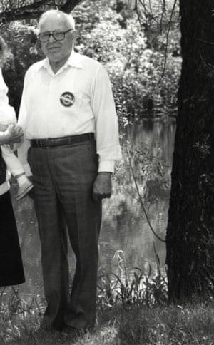Michael Karkoc in 1990.