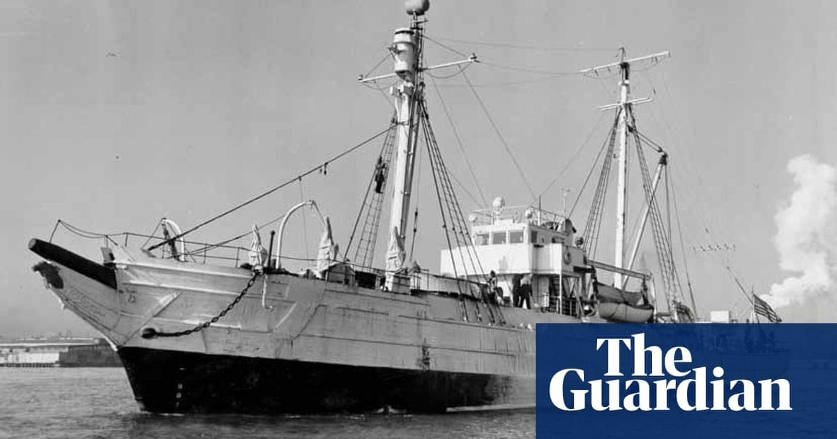 Wreck of legendary naval cutter USS Bear found off coast of Boston