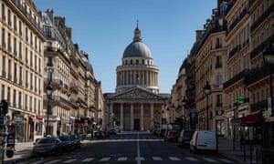 The Pantheon, Paris.