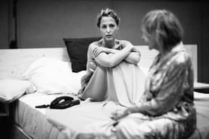 Gillian Anderson and Sheila Reid